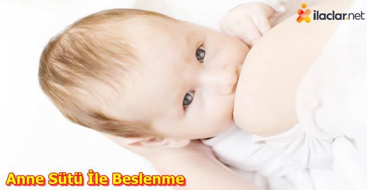 Bebeğin Anne Sütü İle Beslenmesi ve Anne Sütünün Faydaları