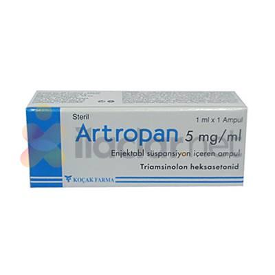 ARTROPAN 5 MG/ML ENJEKSIYONLUK SUSPANSIYON ( 1 AMPUL)