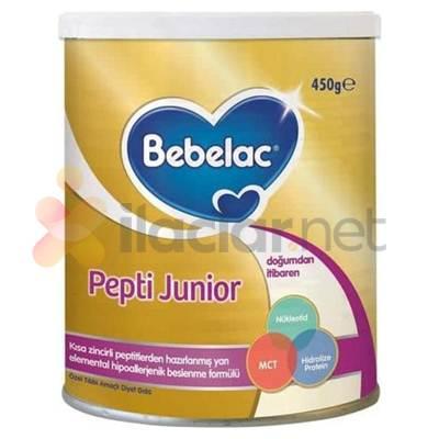BEBELAC PEPTI JUNIOR 450 G