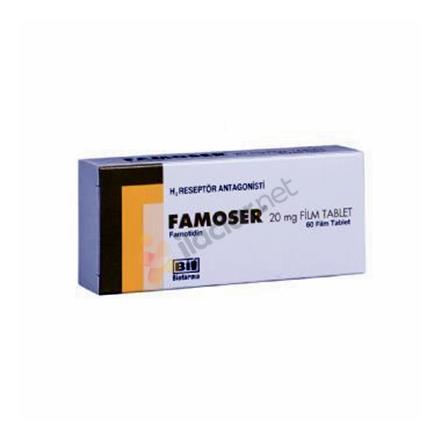 FAMOSER 20 mg 60 tablet