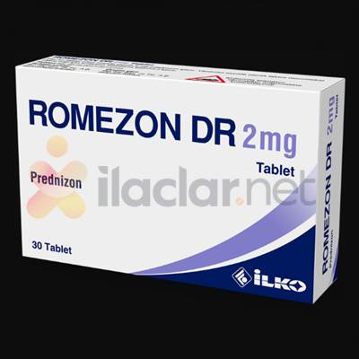 ROMEZON DR 2 MG 30 TABLET