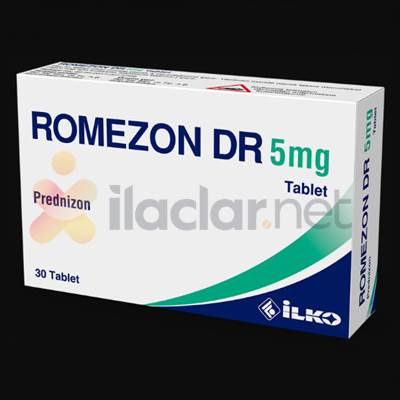 ROMEZON DR 5 MG 30 TABLET