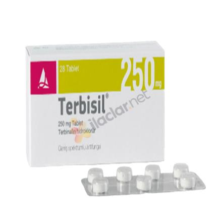 TERBISIL 250 mg 28 tablet