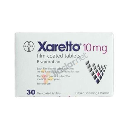XARELTO 10 mg 10 tablet